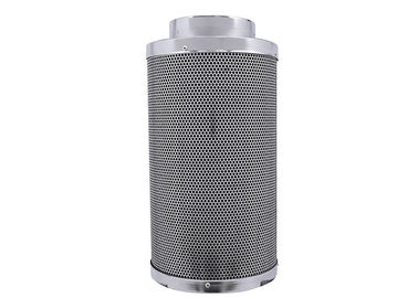 Porcellana odour climate ventilation air purification activated carbon filter with pure virgin carbon pellet 100% high IAV1050mg/g distributore